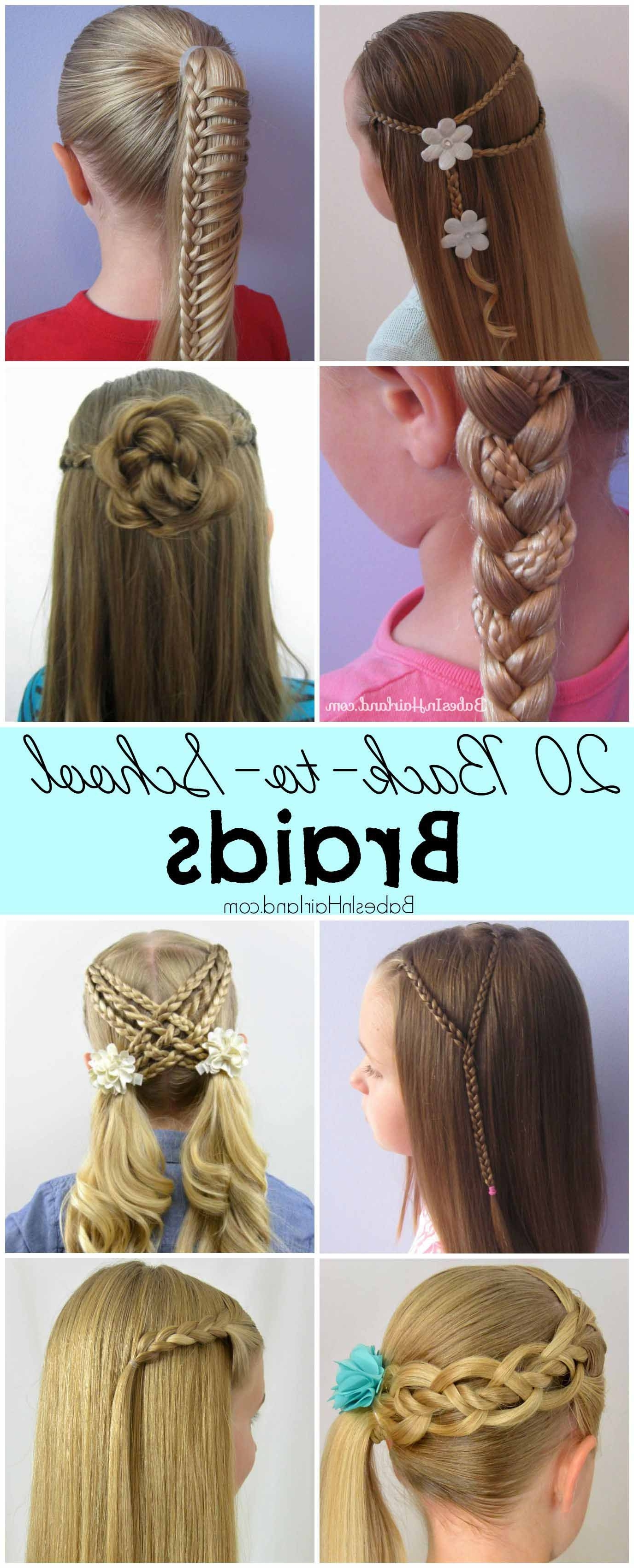 20 Back To School Braids – Babes In Hairland For Well Known Double Floating Braid Hairstyles (View 1 of 20)