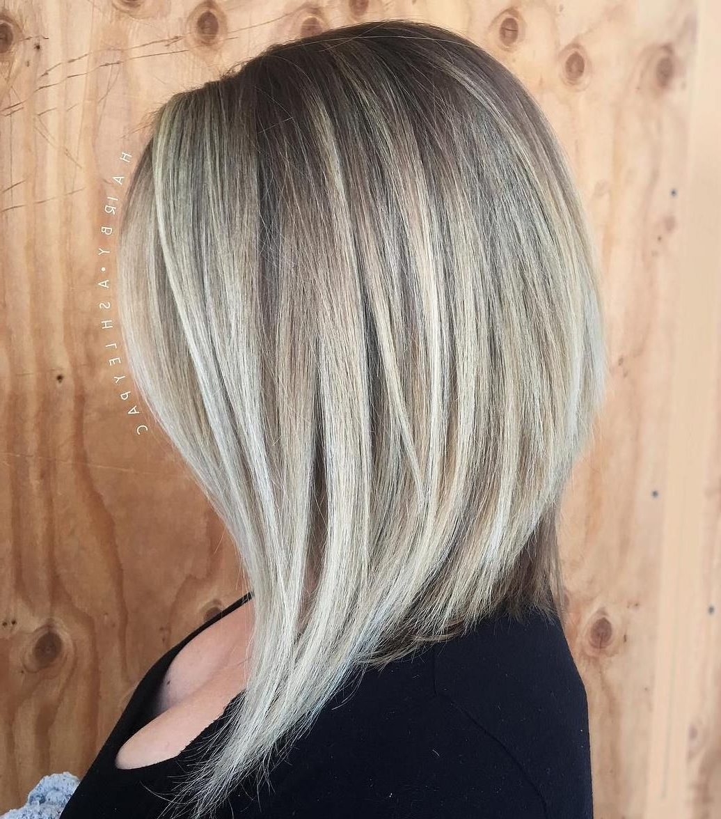 20 Inspiring Long Layered Bob Hairstyles (View 12 of 20)