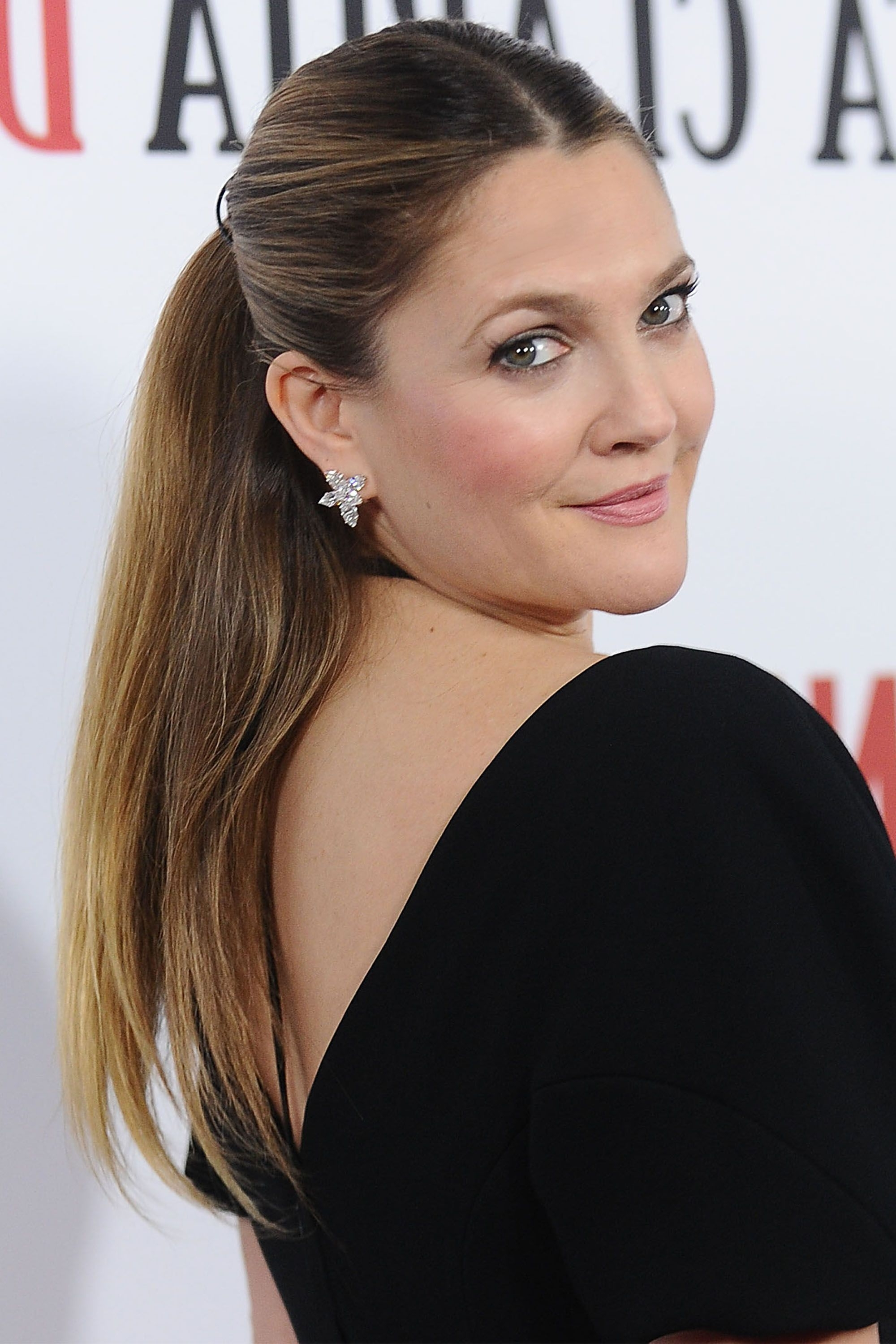 20 New Ways To Wear A Ponytail – Best Celebrity Ponytails Of 2017 In Trendy Poofy Pony Hairstyles With Face Framing Strands (View 9 of 20)