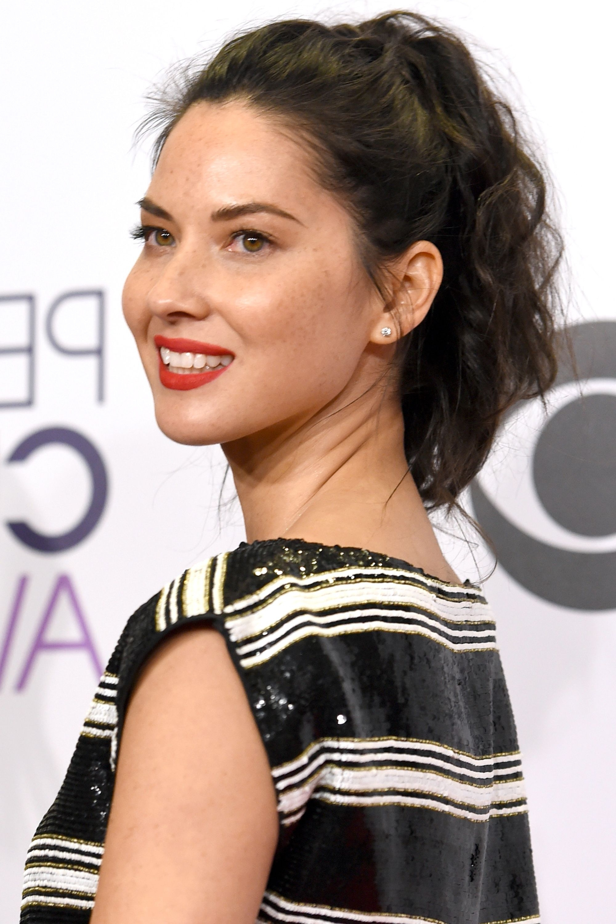 20 New Ways To Wear A Ponytail – Best Celebrity Ponytails Of 2017 Regarding Preferred Poofy Pony Hairstyles With Face Framing Strands (View 4 of 20)