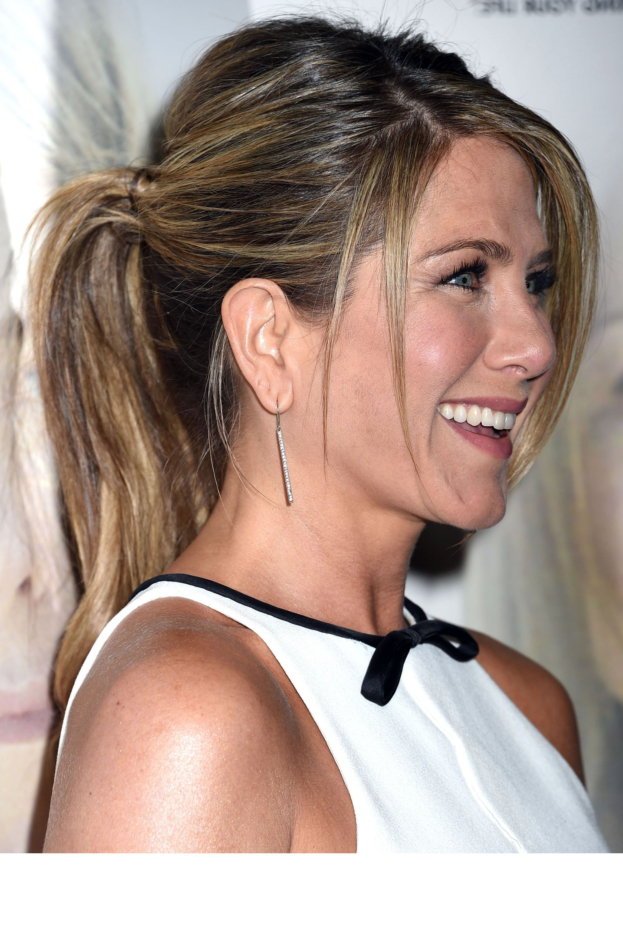 20 New Ways To Wear A Ponytail – Best Celebrity Ponytails Of 2017 Within Current Poofy Pony Hairstyles With Face Framing Strands (View 11 of 20)