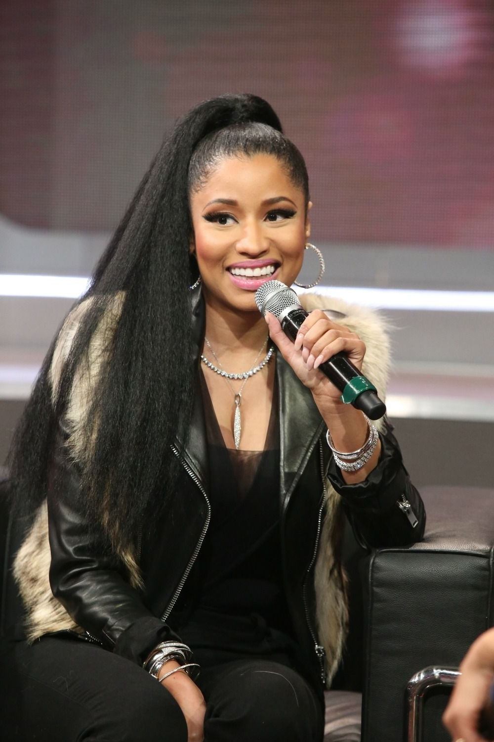 20 Ponytail Hairstyles – Easy Ponytail Ideas You Should This Summer Inside Most Recent Minaj Pony Hairstyles With Arched Bangs (View 2 of 20)