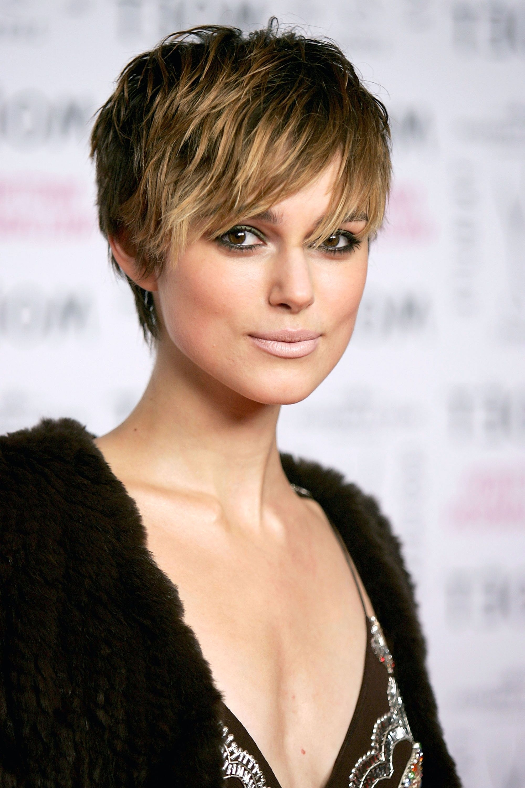 2017 Brunette Pixie Hairstyles With Feathered Layers Intended For 50+ Pixie Cuts We Love For 2018 – Short Pixie Hairstyles From (View 9 of 20)