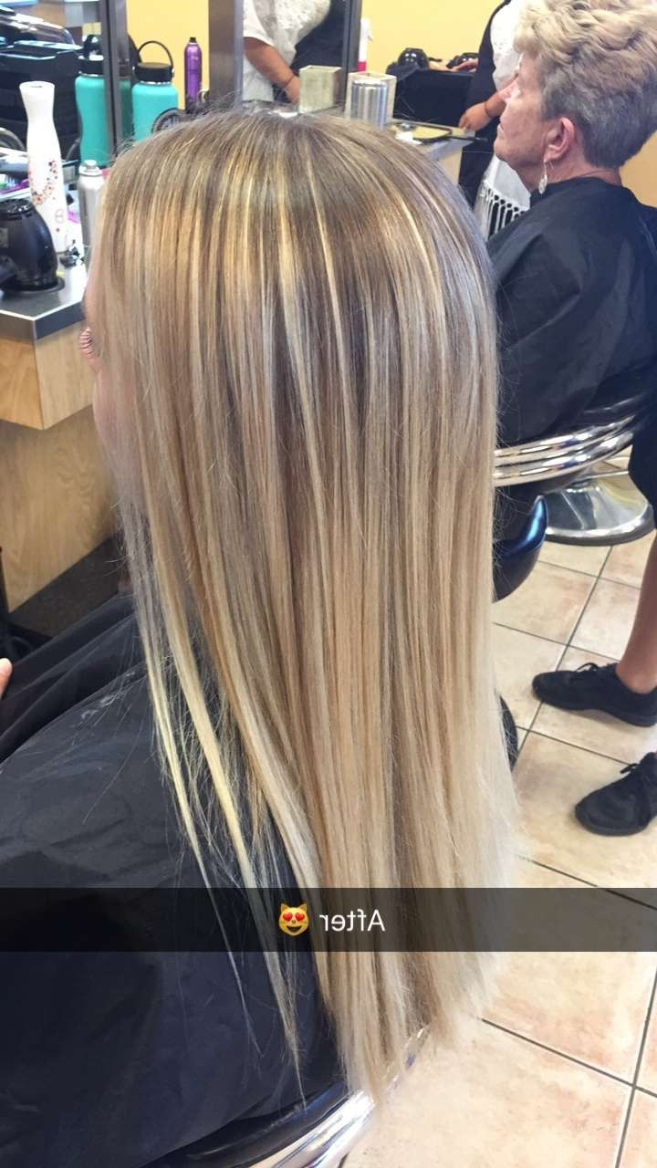 2017 Cool Dirty Blonde Balayage Hairstyles Within Balayage On Dirty Blonde Hair – Best Image Of Blonde Hair (View 4 of 20)