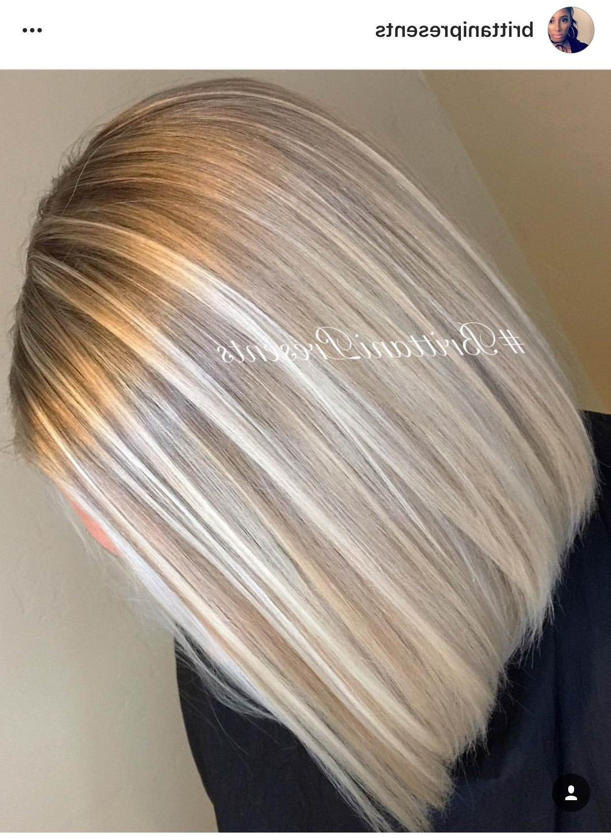 2017 Dirty Blonde Balayage Babylights Hairstyles With Dark Ash Blonde Hair Color Chart Elegant Beige Blonde Balayage (View 15 of 20)