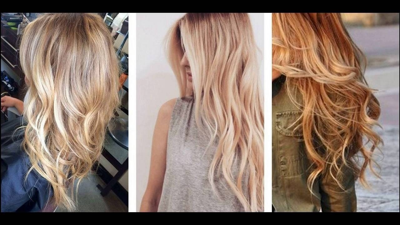 2017 Golden Bronze Blonde Hairstyles Throughout How To Get Bronze Brown Hair Color Best Products To Use – Youtube (View 3 of 20)
