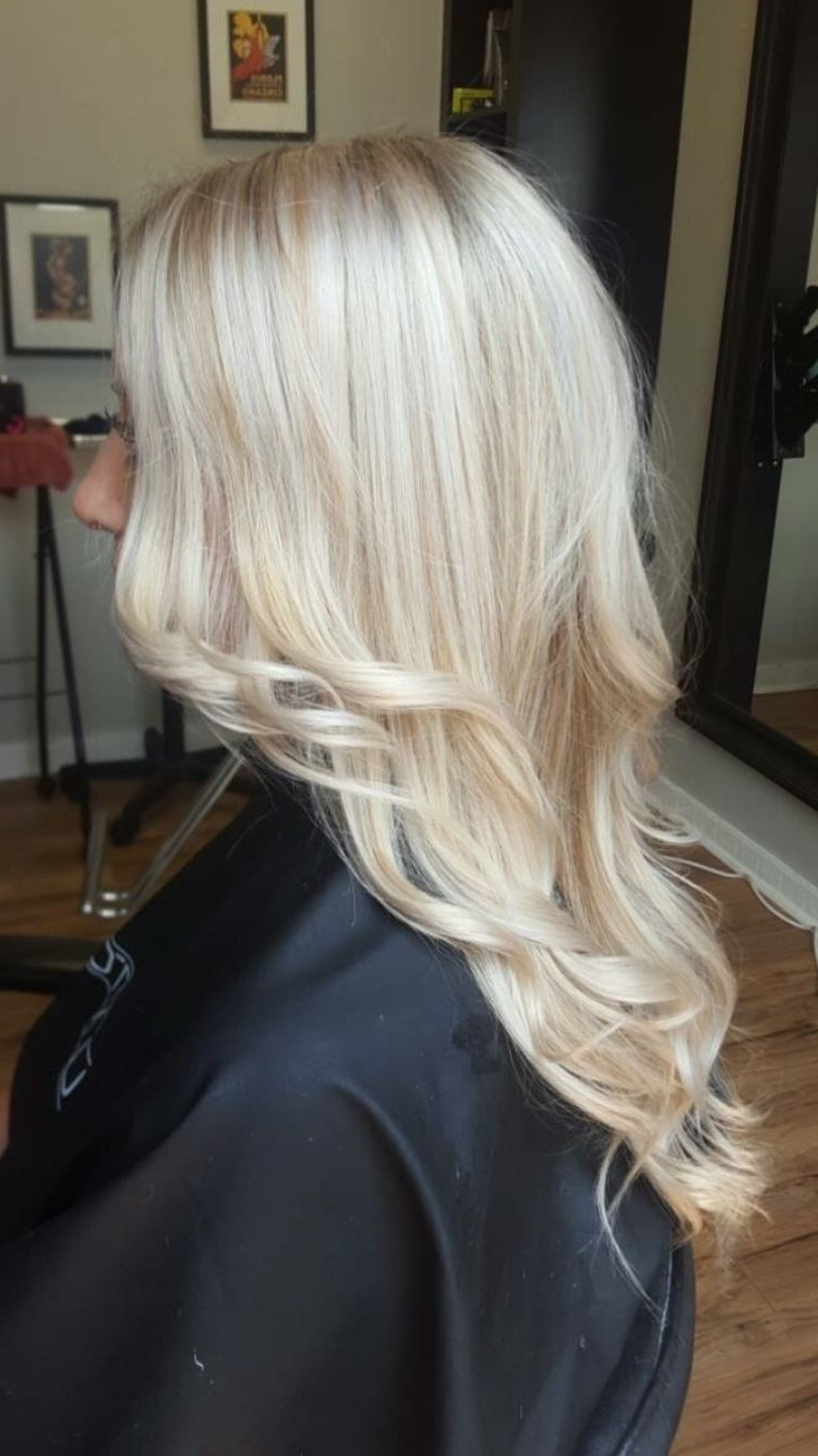 2017 Layered Bright And Beautiful Locks Blonde Hairstyles In Beautiful Bright Blonde! Lipstick And Locks Boerne, Tx (View 7 of 20)