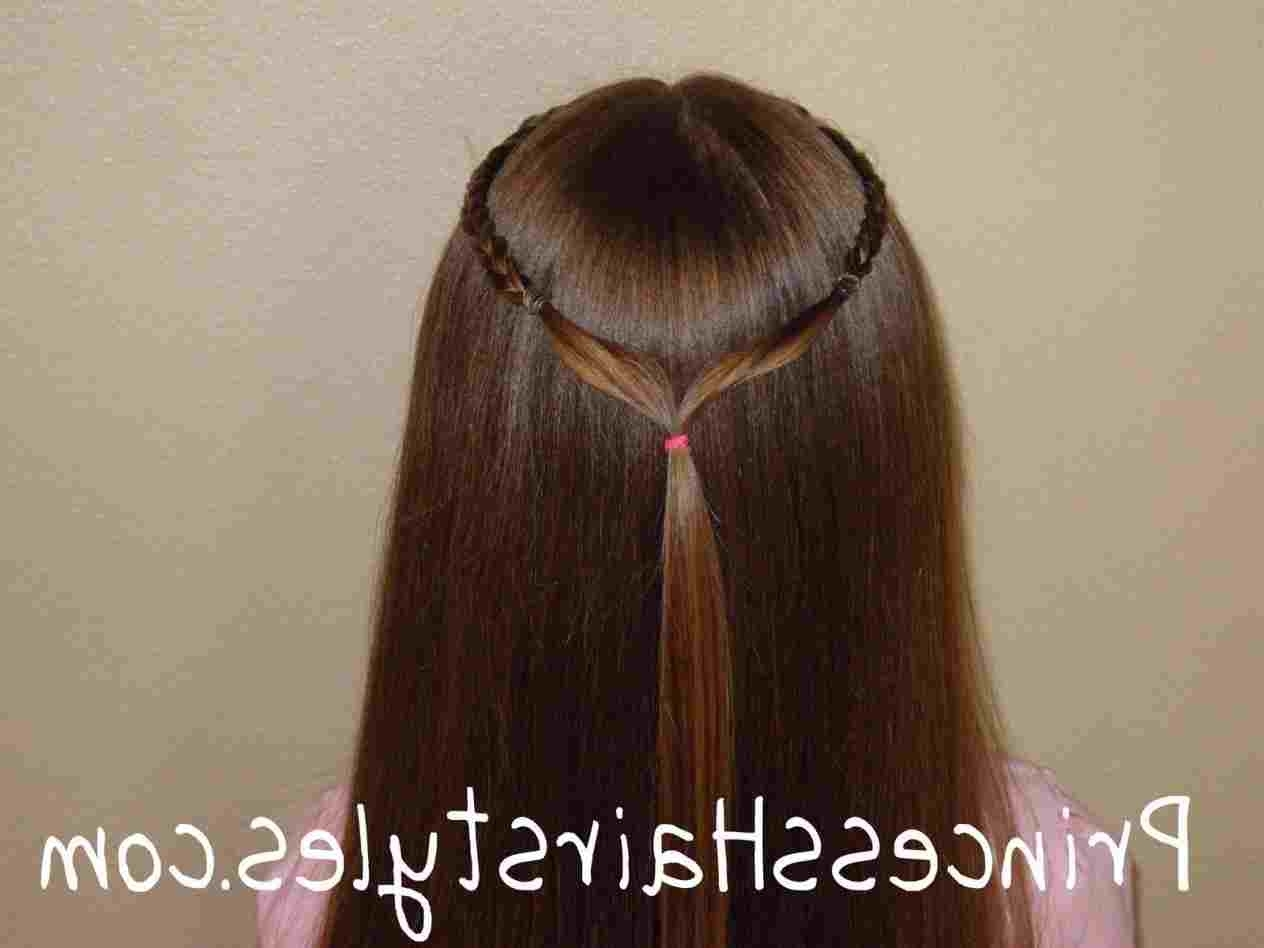 2017 Princess Ponytail Hairstyles Pertaining To Rhvidesainfo Ponytail Princess Hairstylesrhprincesshairstylescom (View 4 of 20)