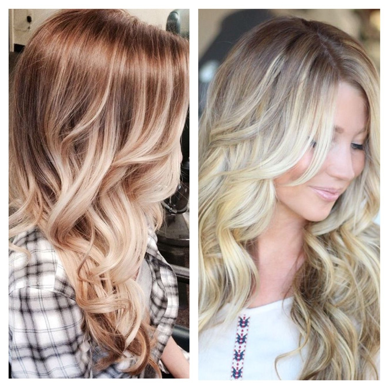 2017 Tortoiseshell Straight Blonde Hairstyles Within Cool Vs Warm Tortoise Shell Blondes I Currently Have Warm Blonde (View 8 of 20)