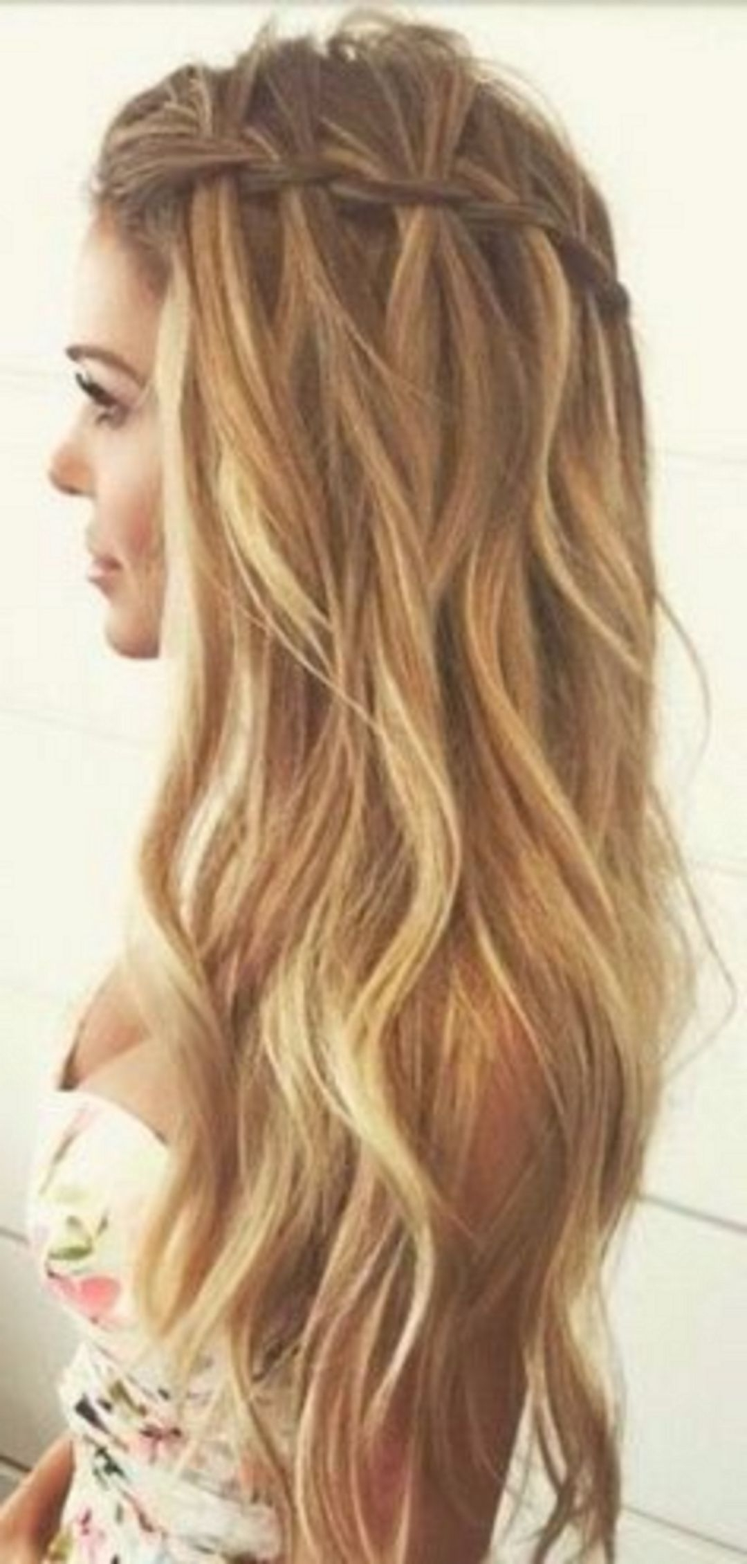 2018 Beachy Waves Hairstyles With Blonde Highlights With Beach Waves Hair You Need To Check – All For Fashions – Fashion (View 2 of 20)