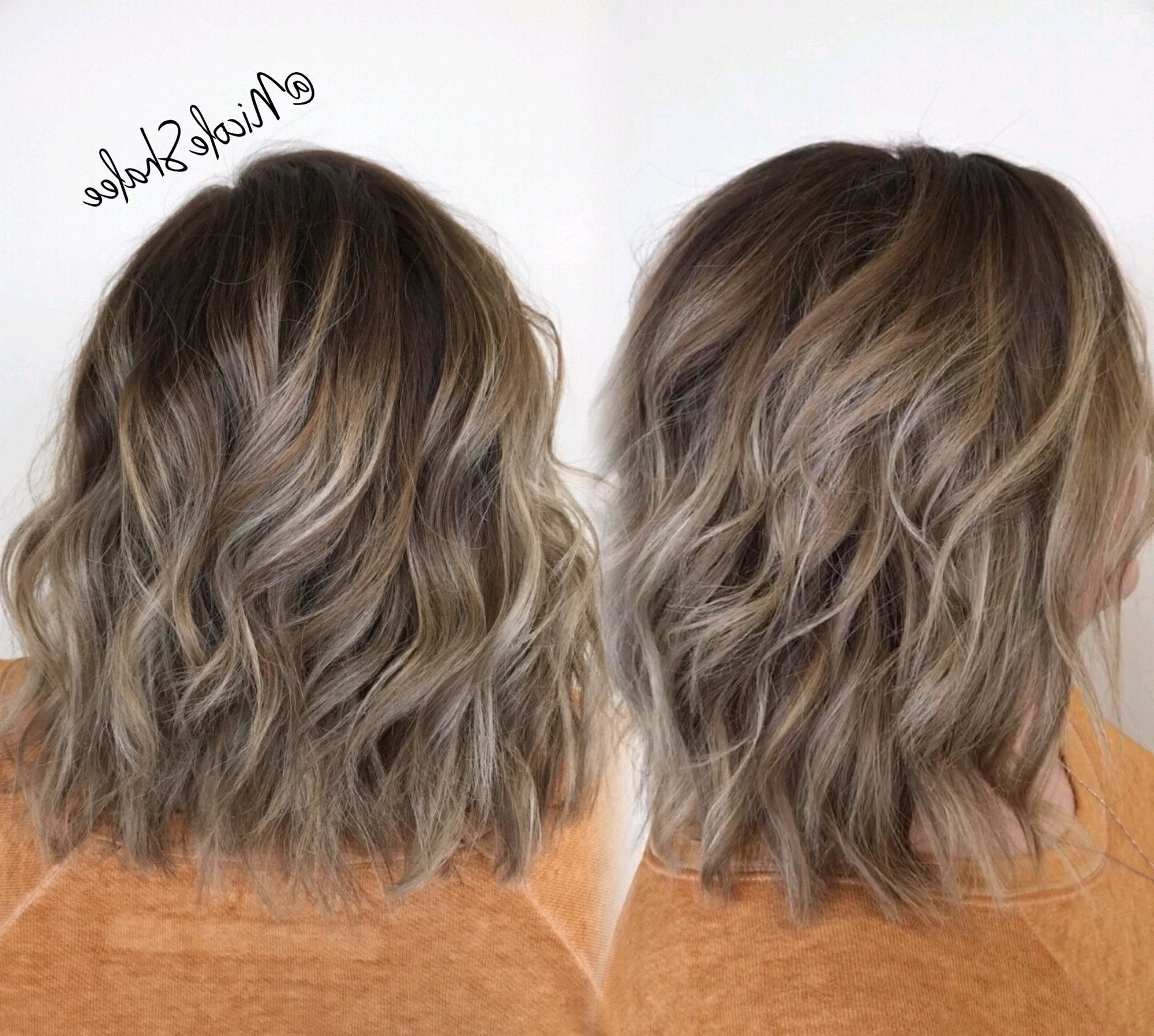 2018 Rooty Long Bob Blonde Hairstyles With Regard To Shadow Root, Smudge Root, Balayage, Warm Highlights, Long Bob, Lob (View 3 of 20)