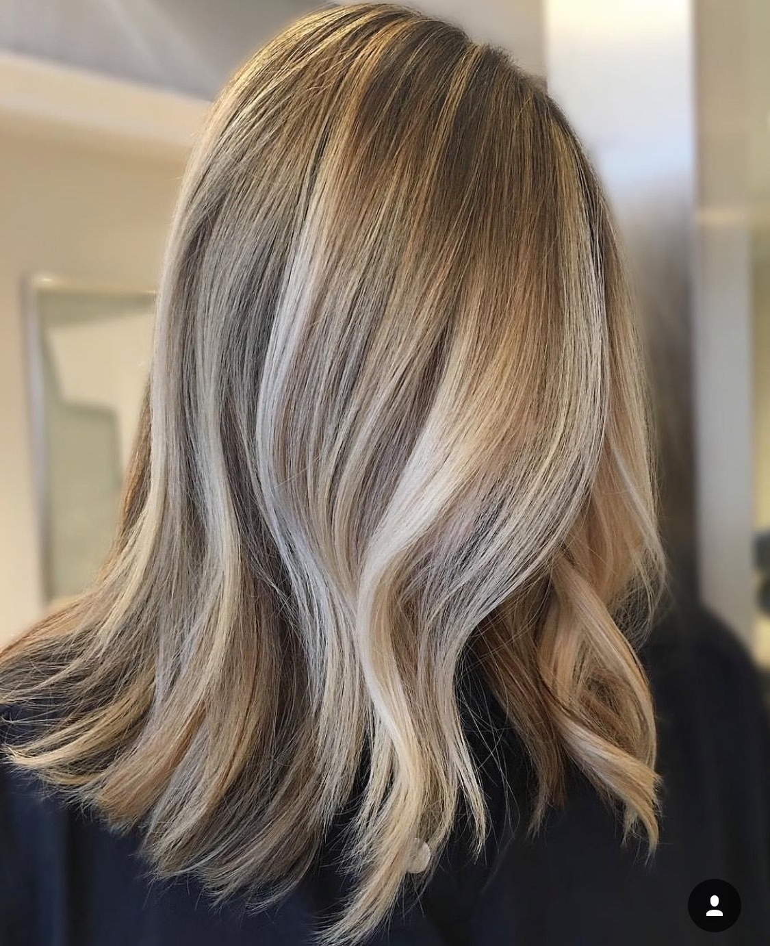 2018 Sexy Sandy Blonde Hairstyles Throughout Dimensional Sandy Blonde Balayage! #blondehairstylesmedium (View 2 of 20)