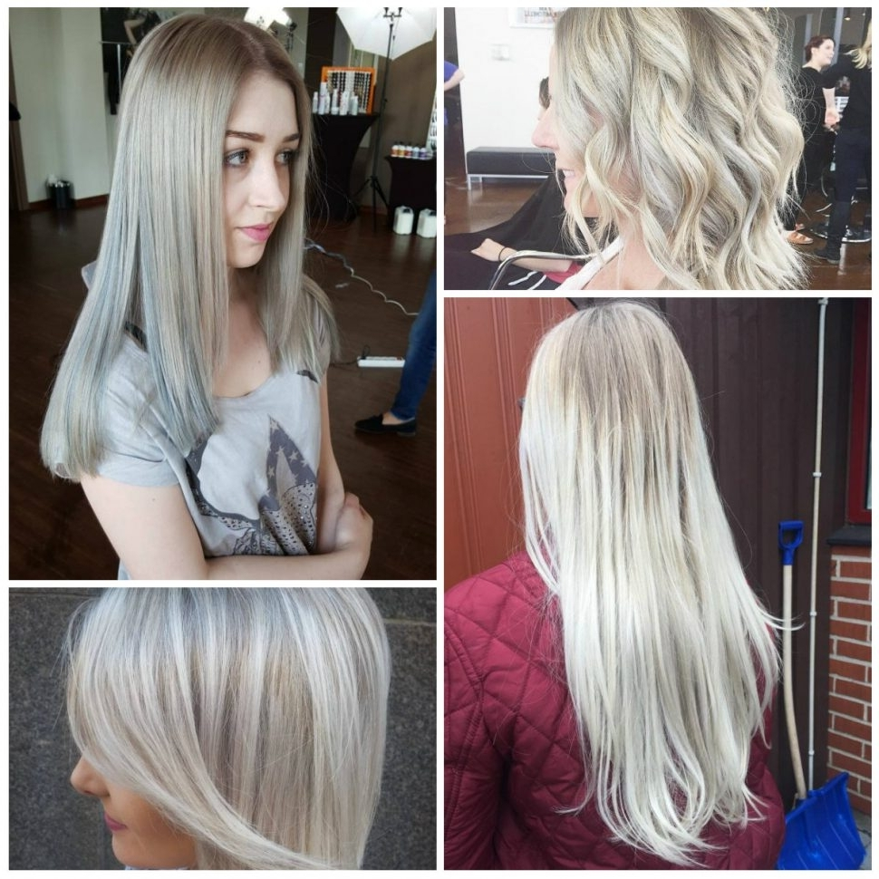 2018 Sleek Ash Blonde Hairstyles With Regard To Hair Color : Licious Ash Blonde Hair Colors For – Best Color Ideas (View 2 of 20)