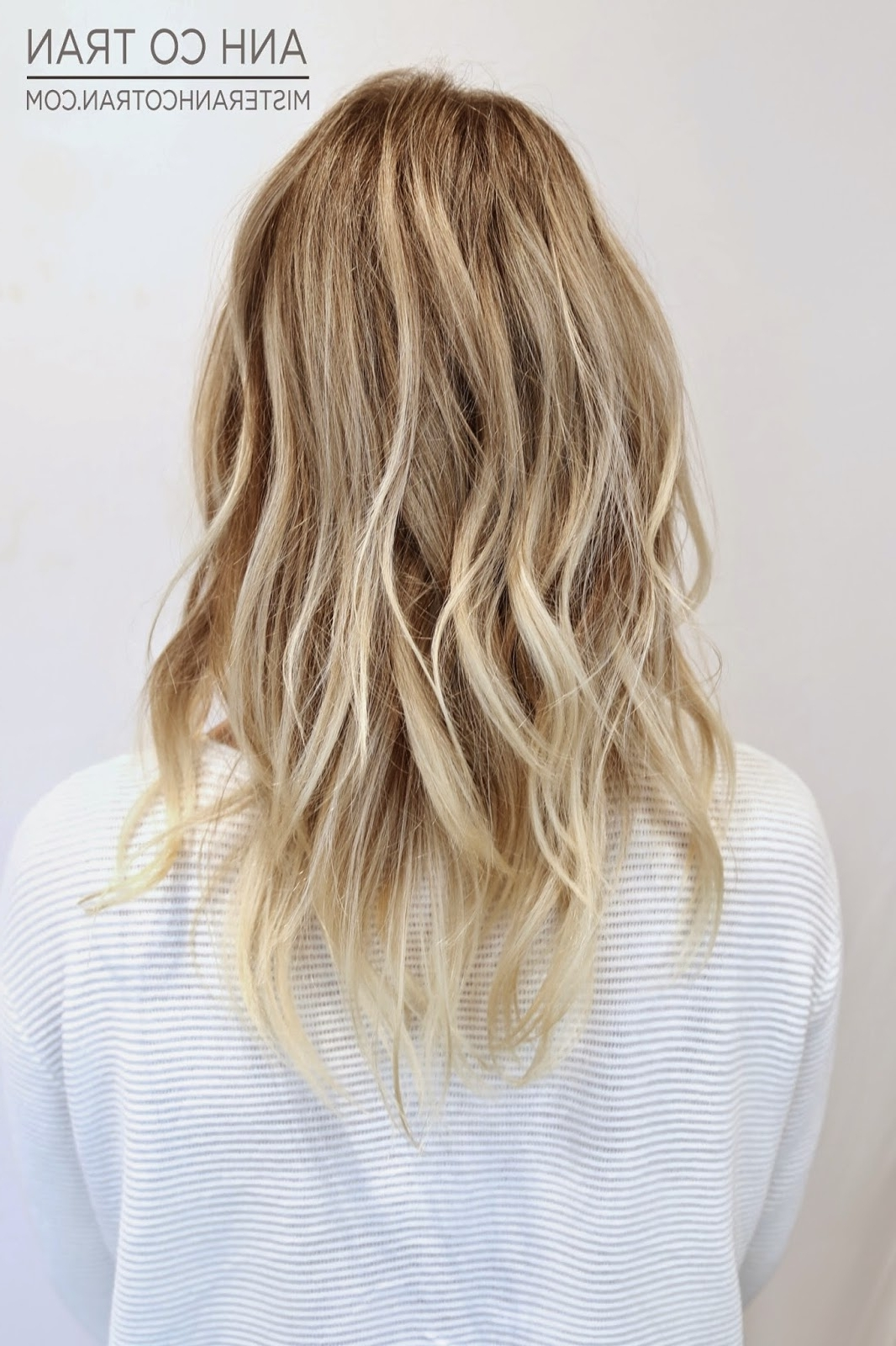 2018 Subtle Brown Blonde Ombre Hairstyles Inside Best Salons – Mane Interest (View 8 of 20)
