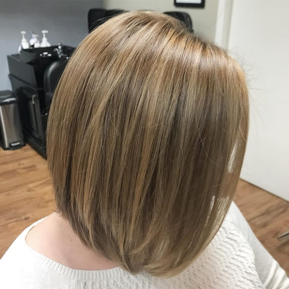 21 Hottest Honey Blonde Hair Color Ideas Of 2018 Regarding Widely Used Cream Colored Bob Blonde Hairstyles (View 4 of 20)