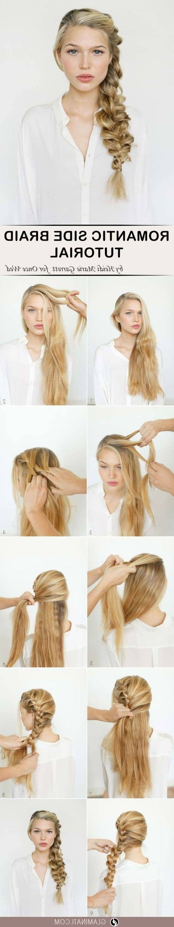 25 Effortless Side Braid Hairstyles To Make You Feel Special With Regard To Popular Messy Side Braided Ponytail Hairstyles (View 6 of 20)