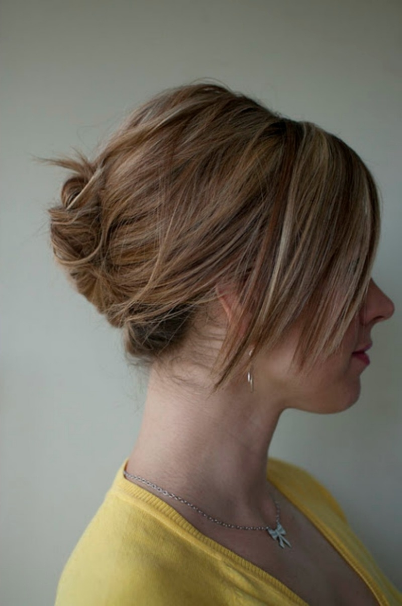 25 More Totally Pretty 10 Minute Hairstyles Regarding Well Known Romantic Twisted Hairdo Hairstyles (View 2 of 20)