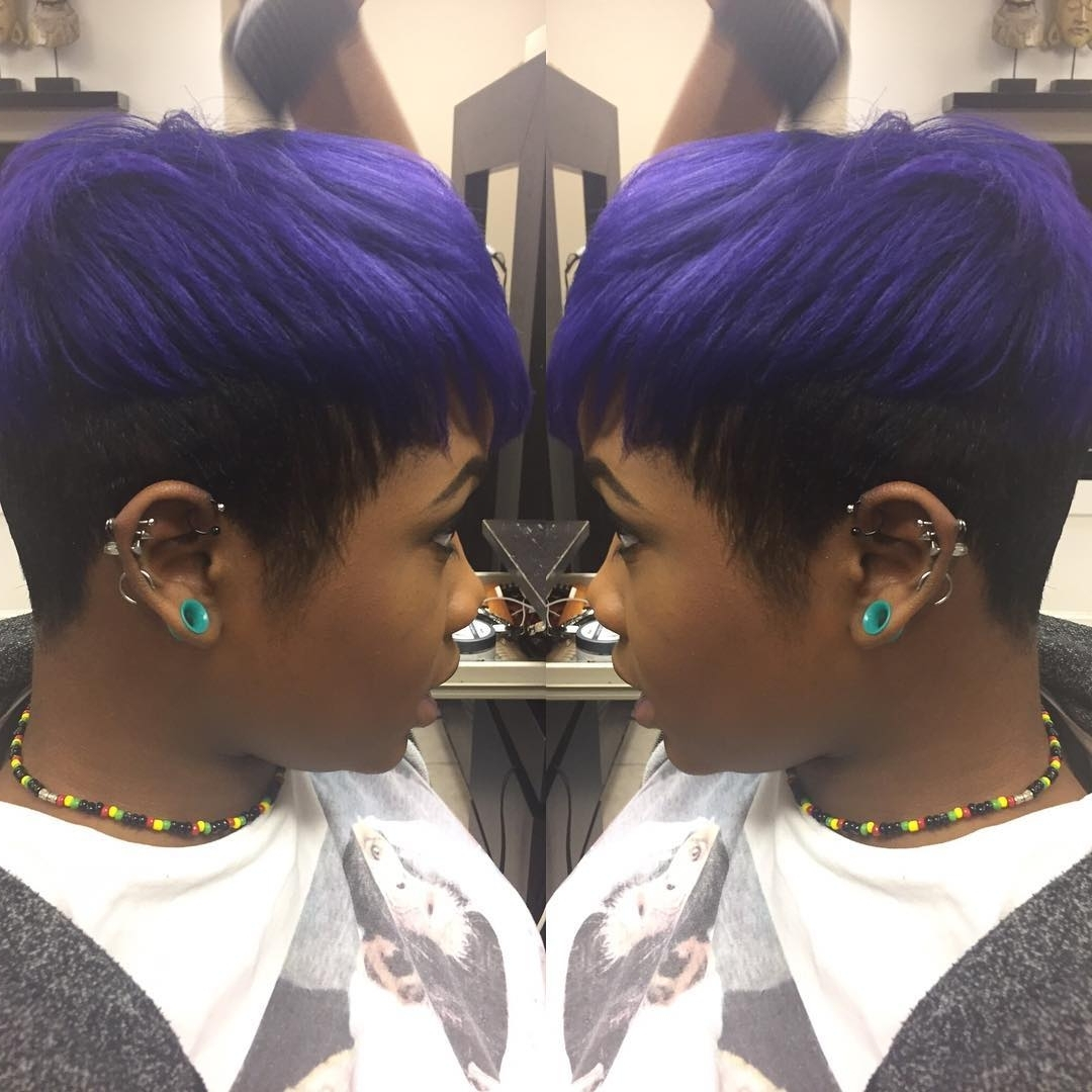 27 Hot Pixie Cuts To Copy In (View 13 of 20)
