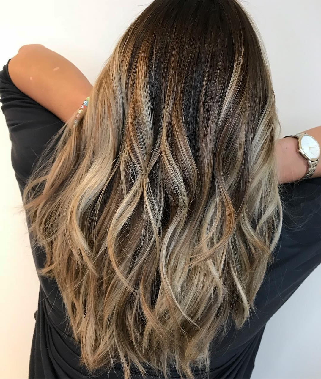 30 Balayage Highlights For An Ultimate Stylish Look – Haircuts In Most Current Balayage Blonde Hairstyles With Layered Ends (View 3 of 20)