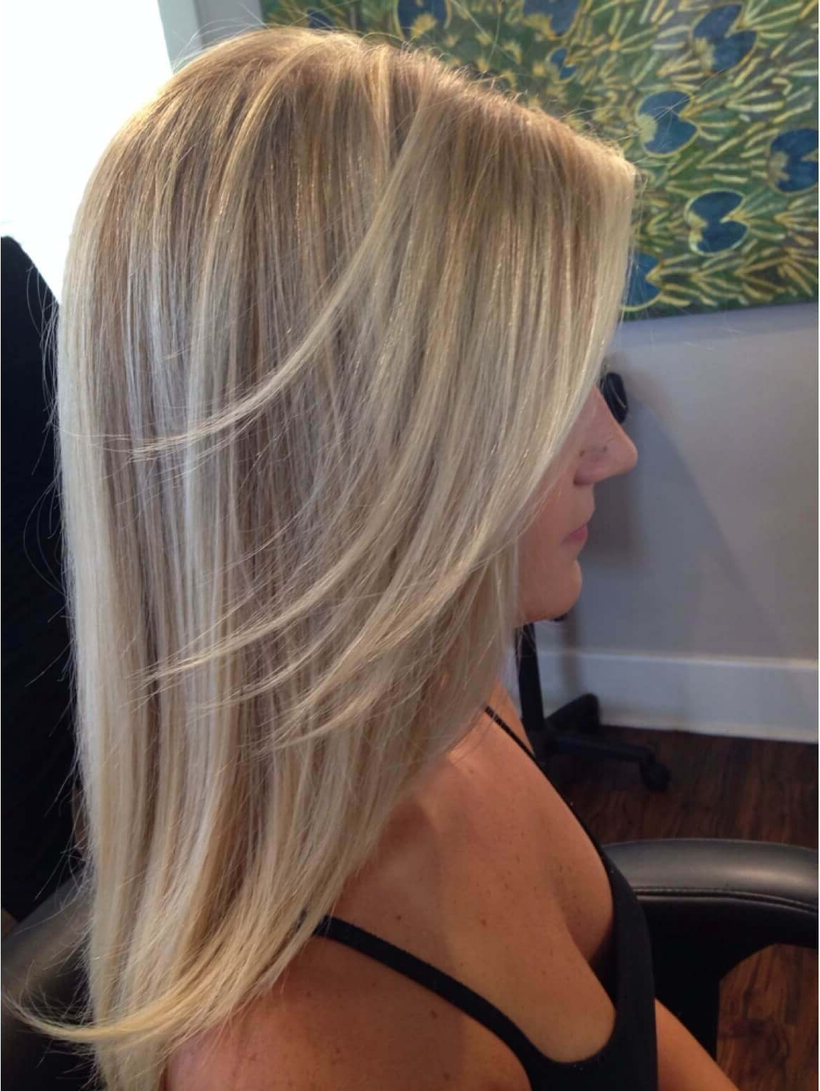 30 Blonde Medium Hairstyles Ideas For Women Intended For 2017 Soft Layers And Side Tuck Blonde Hairstyles (View 6 of 20)