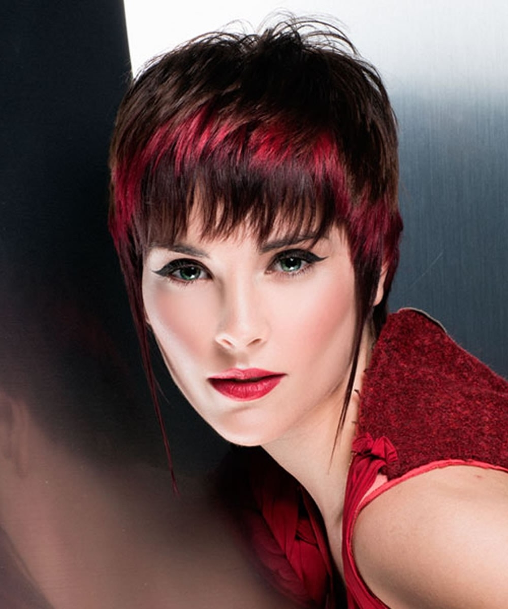 30 Elegant Pics Of Short Hairstyles ~ Louis Palace With Regard To Current Ravishing Red Pixie Hairstyles (View 6 of 20)