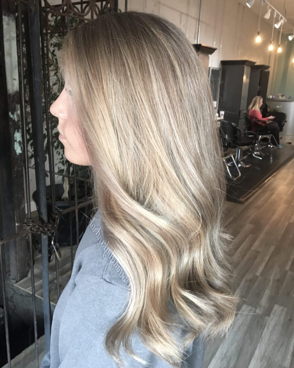 30 Top Long Blonde Hair Ideas – Bombshell Alert! For Preferred Creamy Blonde Fade Hairstyles (View 6 of 20)