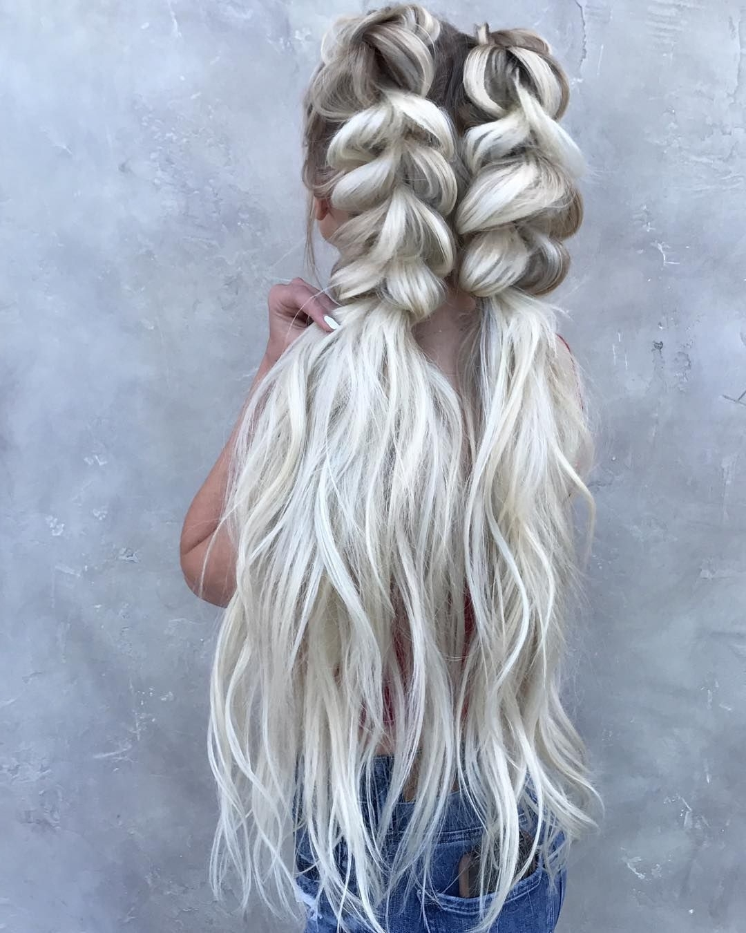39 Trendy + Messy & Chic Braided Hairstyles (View 15 of 20)