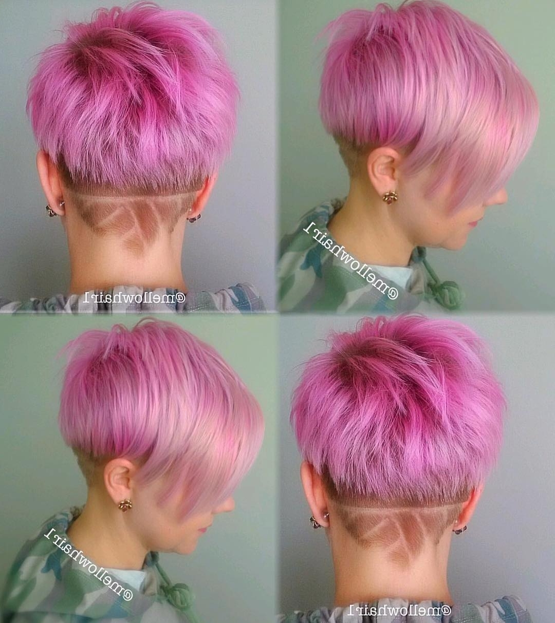 40 Cool And Contemporary Short Haircuts For Women – Popular Haircuts Inside Fashionable Contemporary Pixie Hairstyles (View 7 of 20)