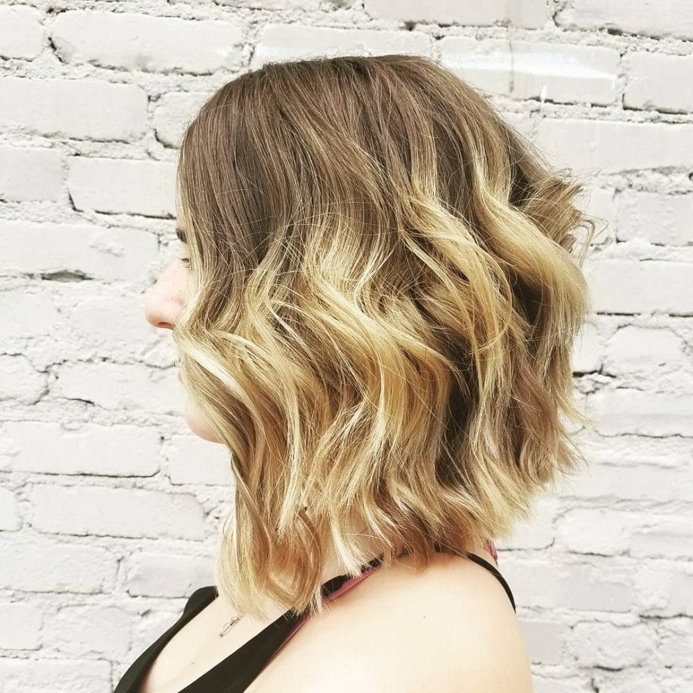 40 Cute Hairstyles For School – Easy Ideas For Kids & Teens In 2018 Inside Preferred Side Swept Warm Blonde Hairstyles (View 4 of 20)