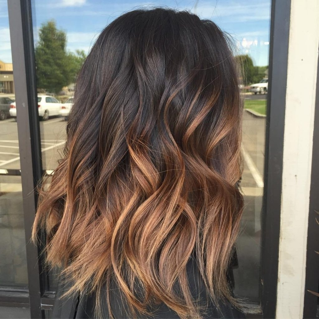 5 Hot & Spicy Espresso Brown Hair Color Ideas – Hairstylecamp Regarding Newest Brown Sugar Blonde Hairstyles (View 12 of 20)