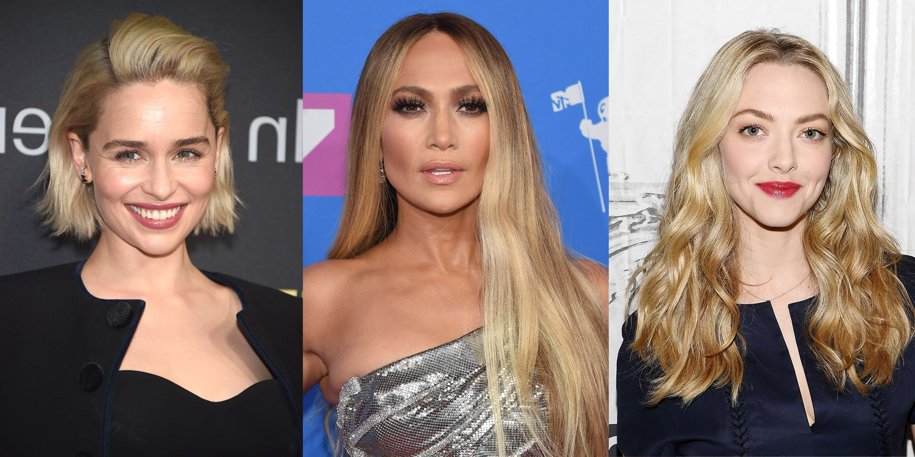 50 Blonde Hair Colors For 2018 – Best Celebrity Hairstyles From Within Most Recently Released Finely Chopped Buttery Blonde Pixie Hairstyles (View 6 of 20)