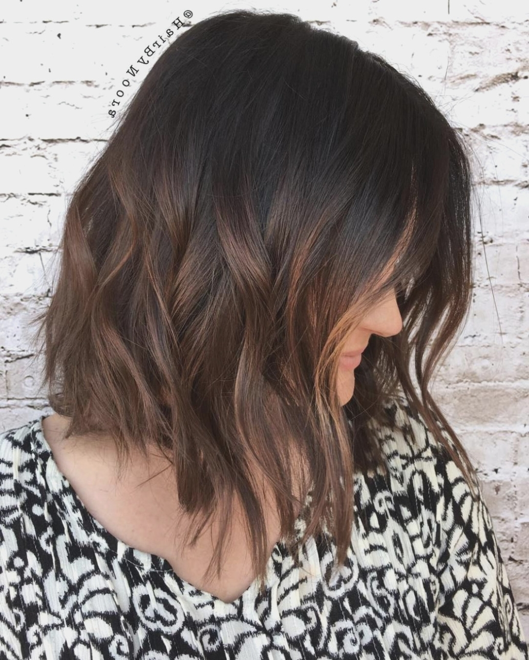 50 Chocolate Brown Hair Color Ideas For Brunettes (View 15 of 20)
