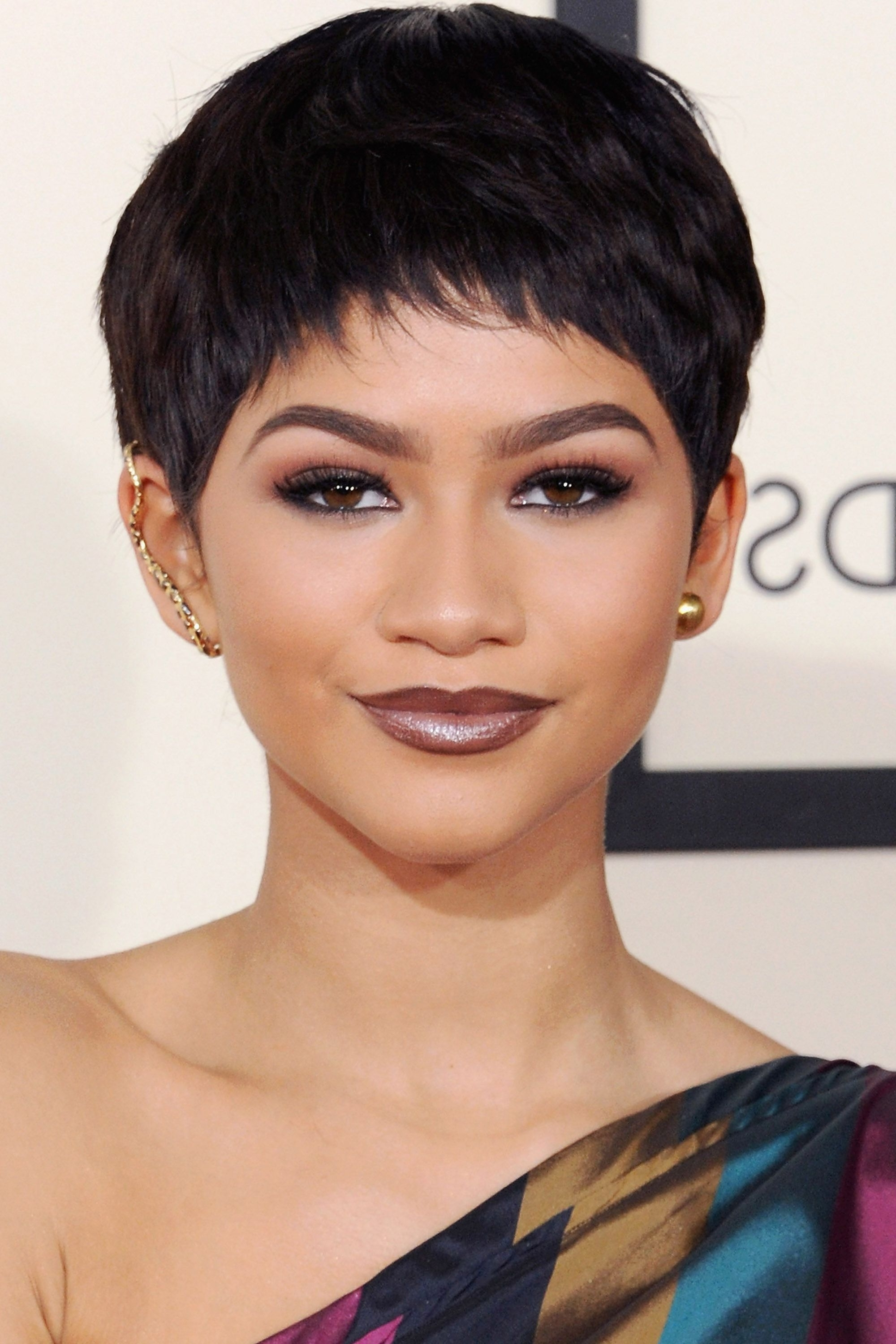 50+ Pixie Cuts We Love For 2018 – Short Pixie Hairstyles From Throughout Fashionable Contemporary Pixie Hairstyles (View 9 of 20)