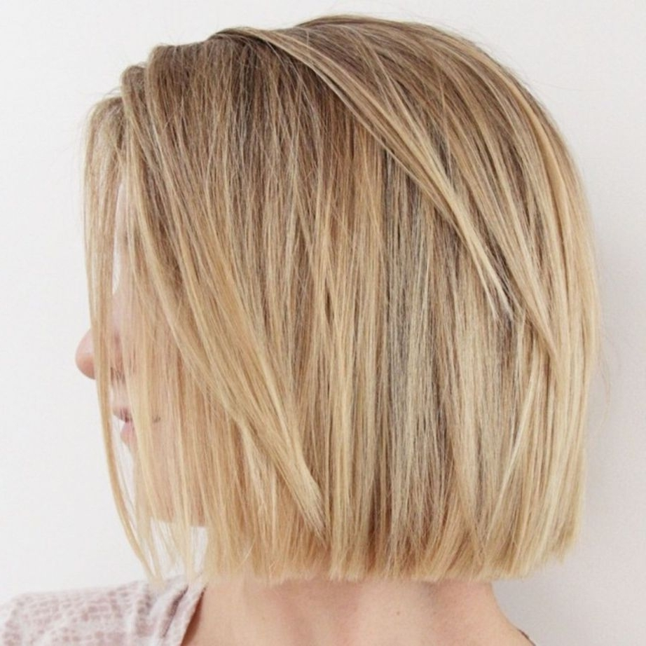 50 Spectacular Blunt Bob Hairstyles (View 5 of 20)