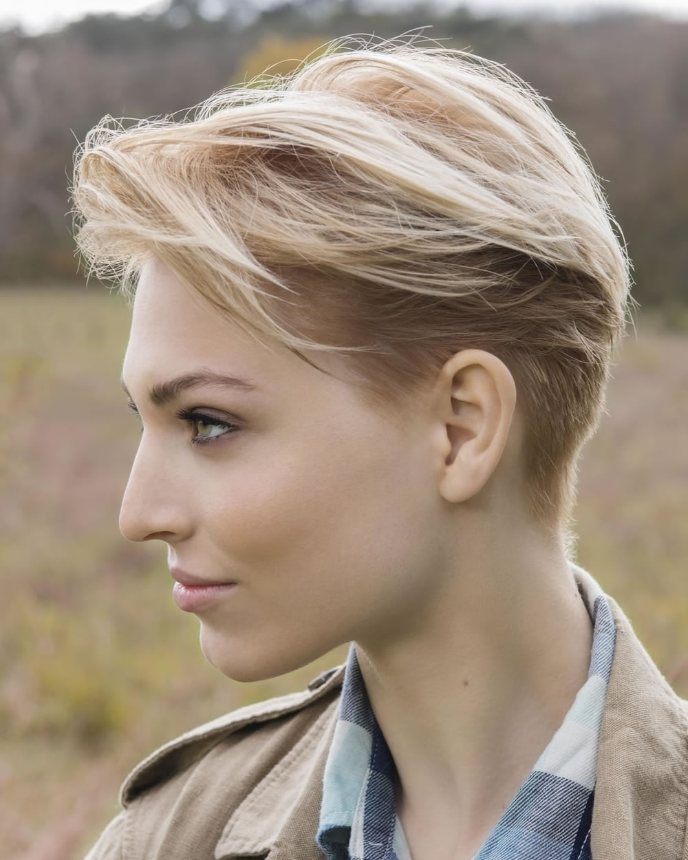 55 Hairstyles For Super Short Hair New Stunning Super Short With Regard To Popular Contemporary Pixie Hairstyles (View 10 of 20)