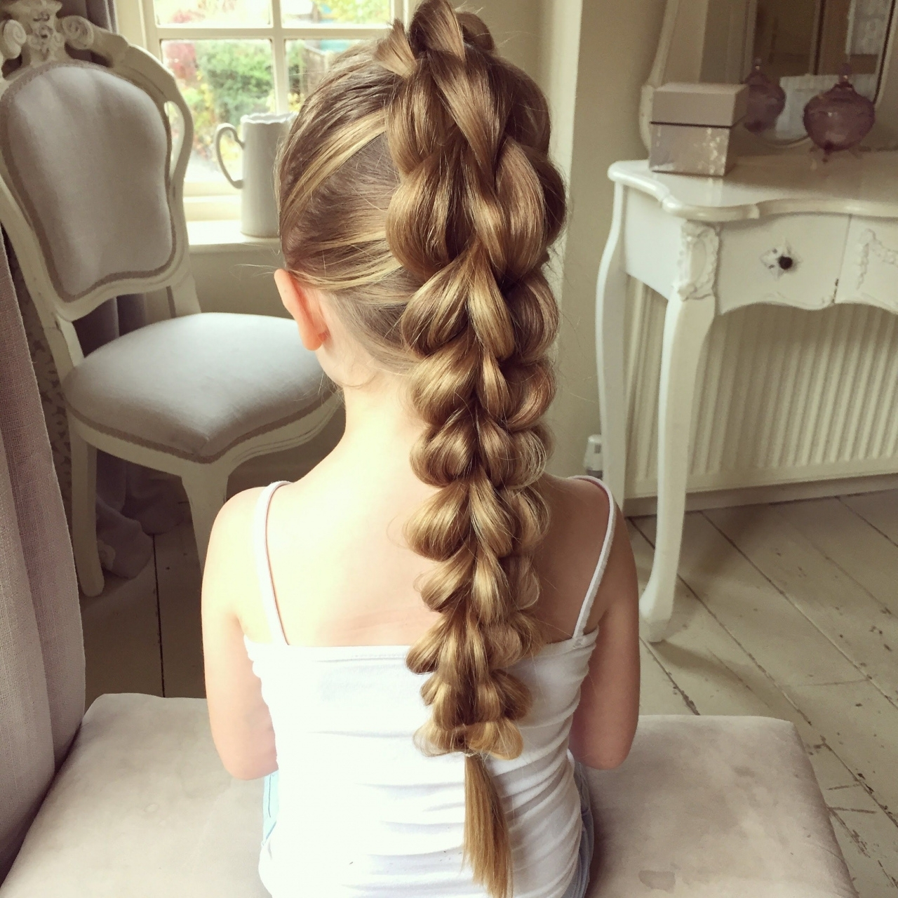 55 Loose Braid Hairstyles Lovely The 3D Pull Through Braid In Newest Loose 3D Dutch Braid Hairstyles (View 2 of 20)