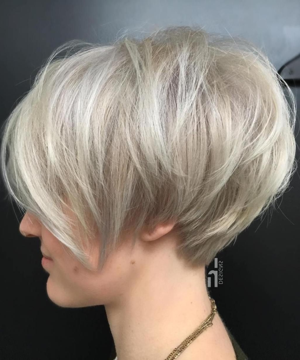 60 Overwhelming Ideas For Short Choppy Haircuts (View 1 of 20)