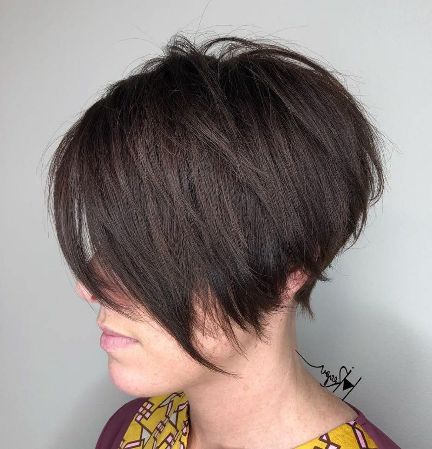 60 Short Shag Hairstyles That You Simply Can't Miss (View 7 of 20)