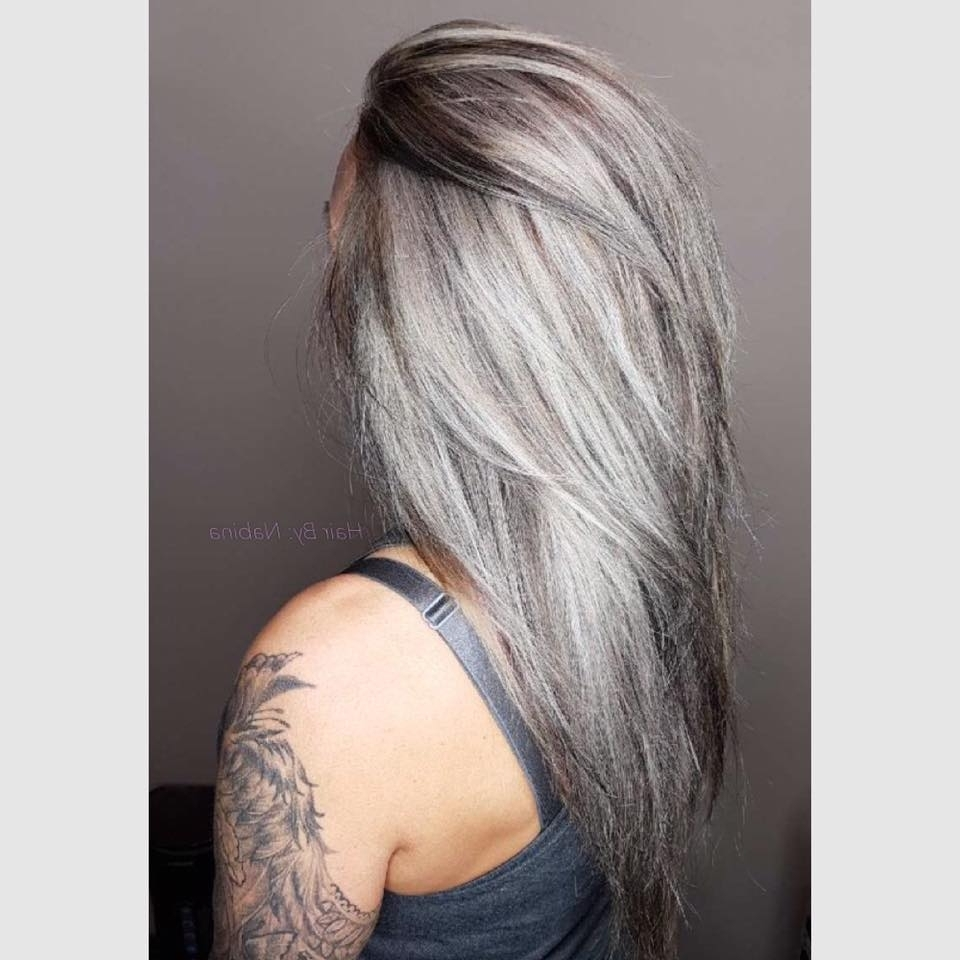 65+ Elegant Ash Blonde Hair Hues You Can't Wait To Try Out Pertaining To Well Known Dark Blonde Hairstyles With Icy Streaks (View 2 of 20)