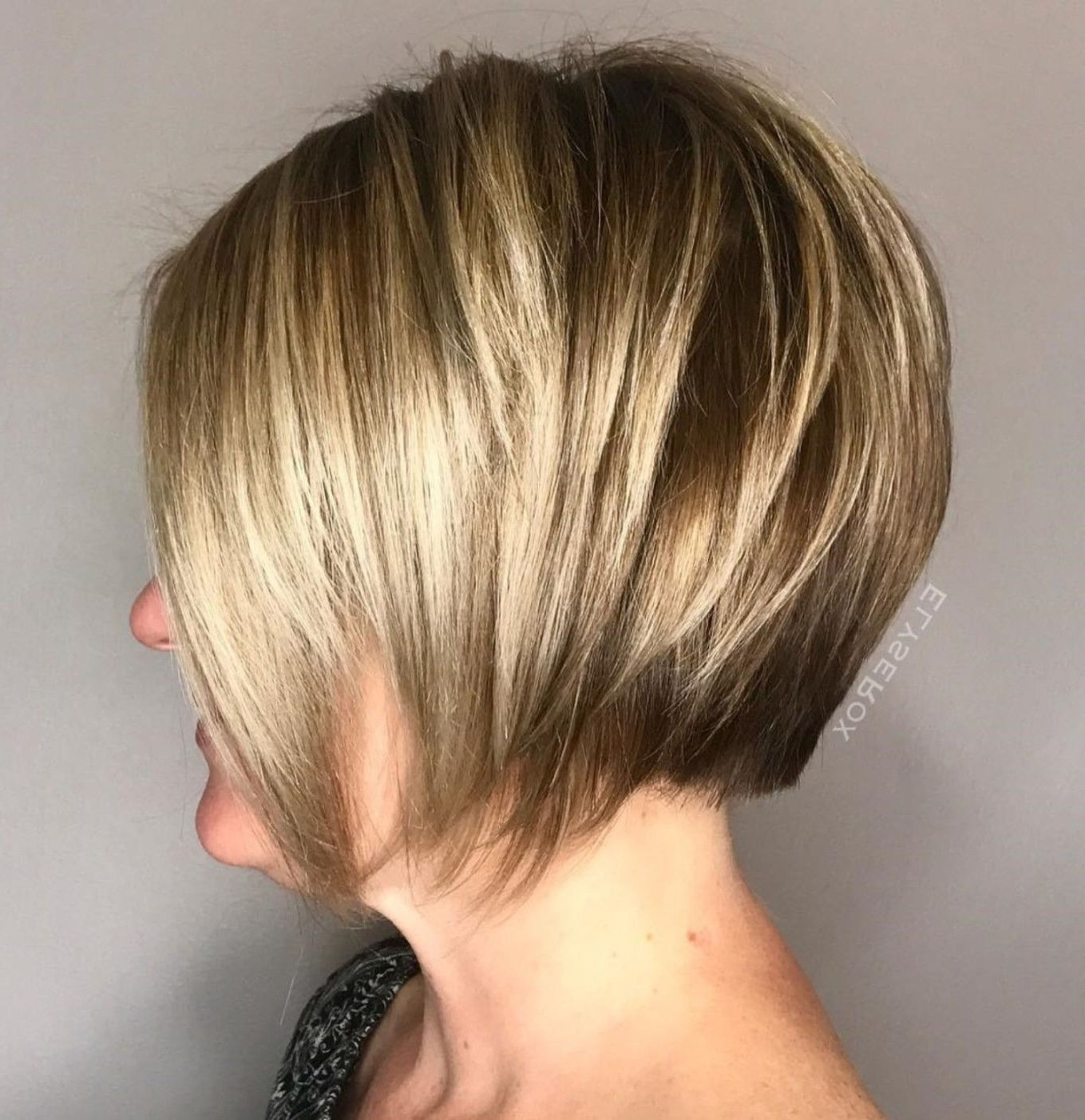 70 Cute And Easy To Style Short Layered Hairstyles (View 3 of 20)