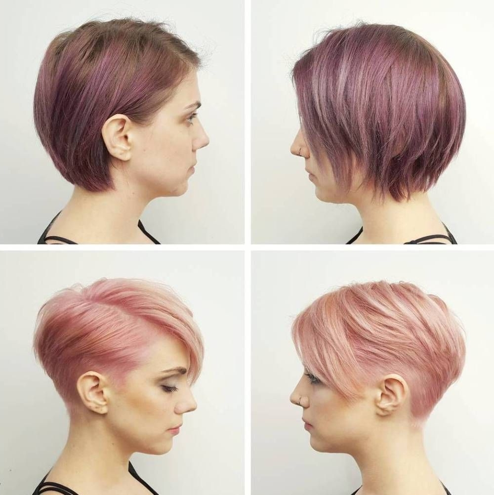 70 Short Shaggy, Spiky, Edgy Pixie Cuts And Hairstyles (View 4 of 20)