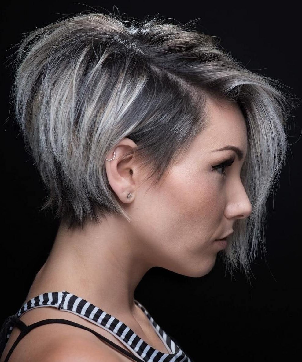 70 Short Shaggy, Spiky, Edgy Pixie Cuts And Hairstyles (View 6 of 20)