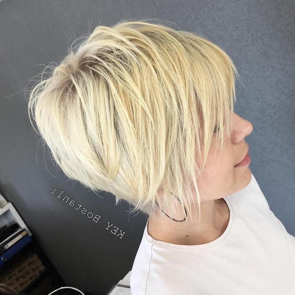 70 Short Shaggy, Spiky, Edgy Pixie Cuts And Hairstyles (Gallery 6 of 20)