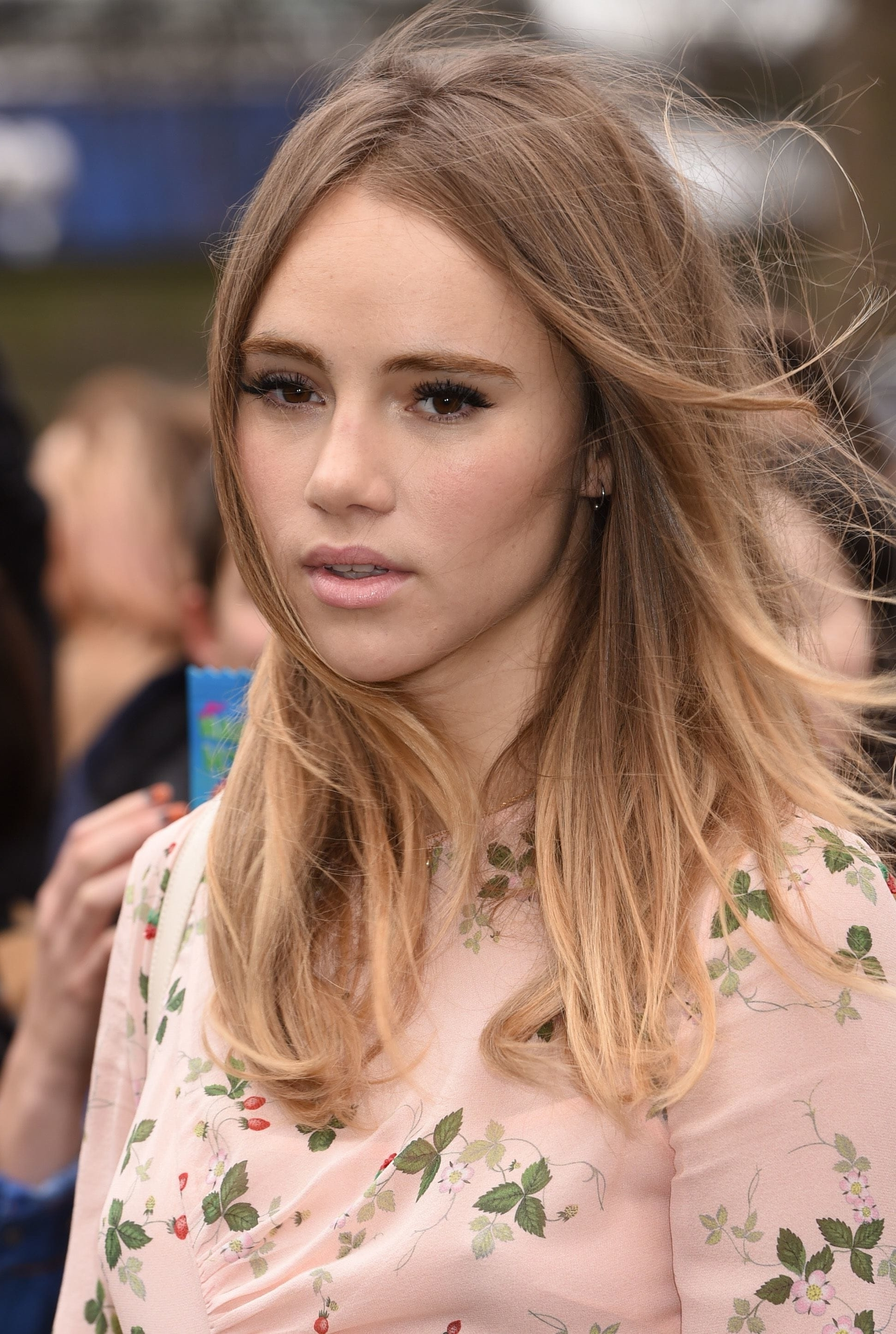 8 Celeb Styles That Prove Balayage Straight Hair Is Always A Good Idea Throughout Recent Butterscotch Blonde Hairstyles (View 4 of 20)