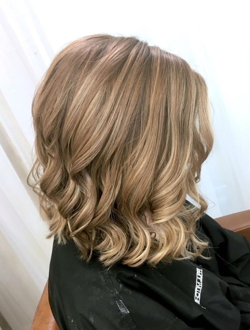 Ash Blonde And Cool Blonde Color With Icy Blonde Highlights. Medium In Most Recent Icy Highlights And Loose Curls Blonde Hairstyles (Gallery 2 of 20)
