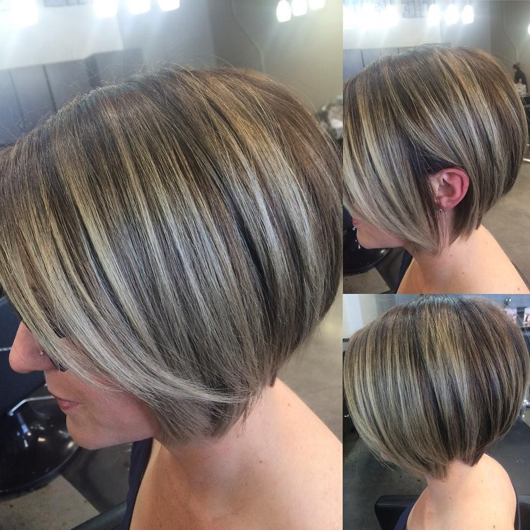 Ash Blonde, Bob Within Most Recently Released Pastel And Ash Pixie Hairstyles With Fused Layers (View 18 of 20)