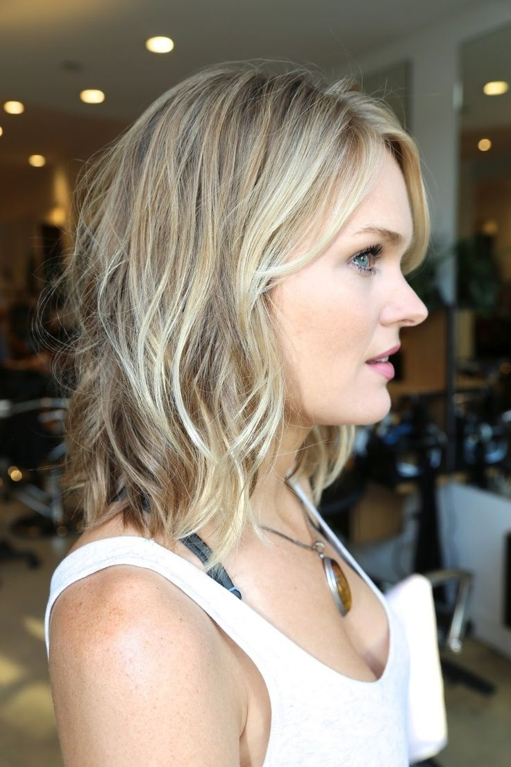 Ash Blonde Hairstyles Short Hair – Best Image Of Blonde Hair 2018 Throughout Most Current Soft Ash Blonde Lob Hairstyles (View 3 of 20)