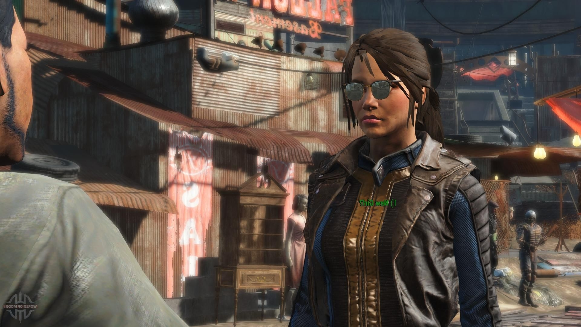 Azar Ponytail Hairstyles For Fallout 4 Inside 2018 Mod Ponytail Hairstyles (Gallery 12 of 20)