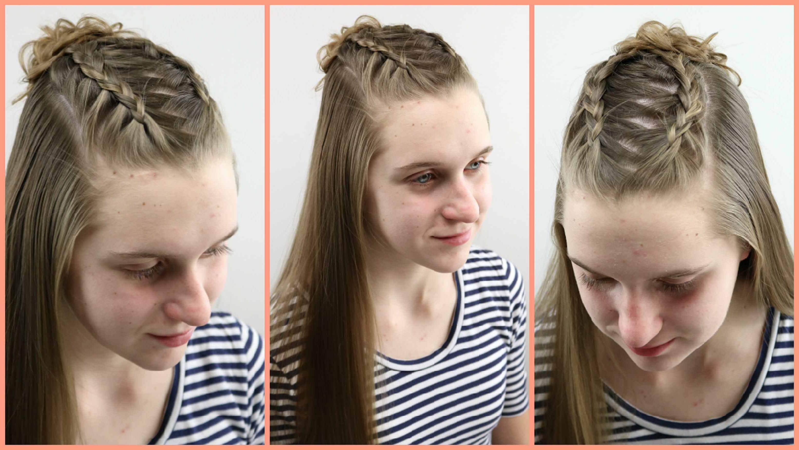 Babesinhairland For Most Recent Ponytail Hairstyles With A Braided Element (View 13 of 20)