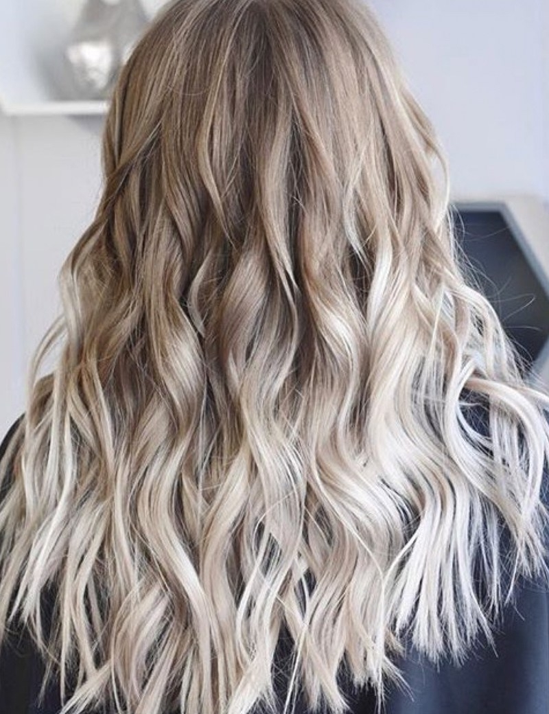 Balayage Haircolor Technique: Discover Balayage Hair Trends (View 18 of 20)